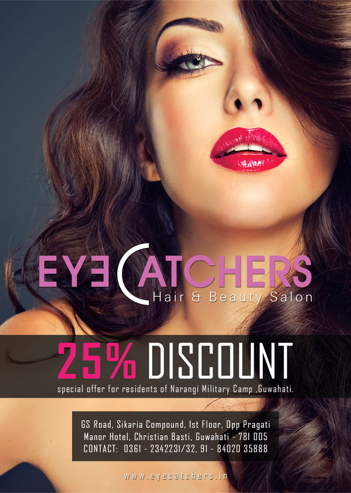 Grab the Eye Catcher special discounts offers today