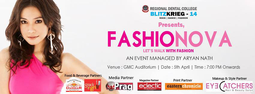 FASHIONOVA - In association with Regional Dental College - Guwahati