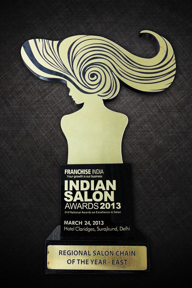 Indian Salon Awards - 2013