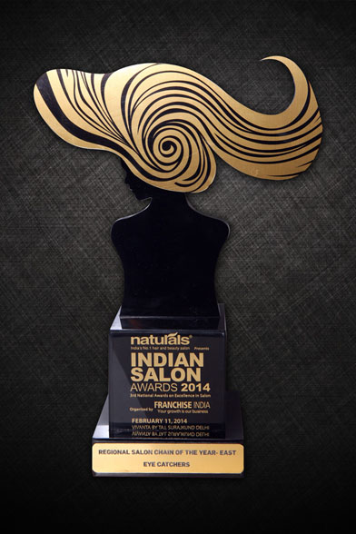 Regional Salon chain of the Year 2014 - East